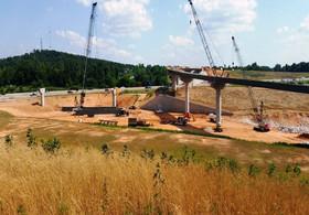 A Brand New Road in Northwest Arkansas