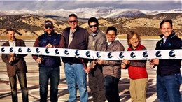 De-Icing Apron Completed Ahead of Schedule at Eagle County Regional Airport