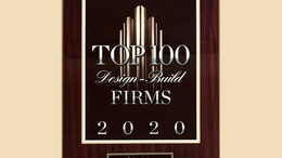 IHC in 2020's Top 100 Design-Build Firms
