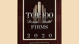 IHC in 2020's Top 100 Design-Build Firms
