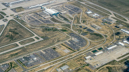 Design-Build Project Getting Underway on Pena Boulevard at Denver International Airport