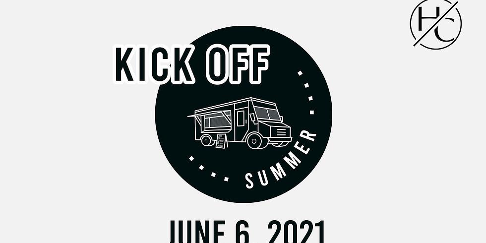 Summer Kick off Sunday