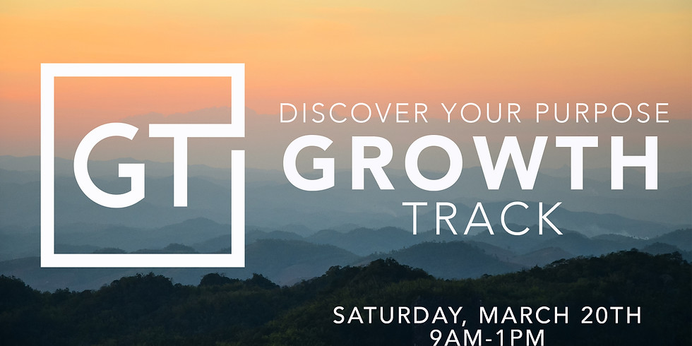 Growth Track Intensive-March 20th, 2021
