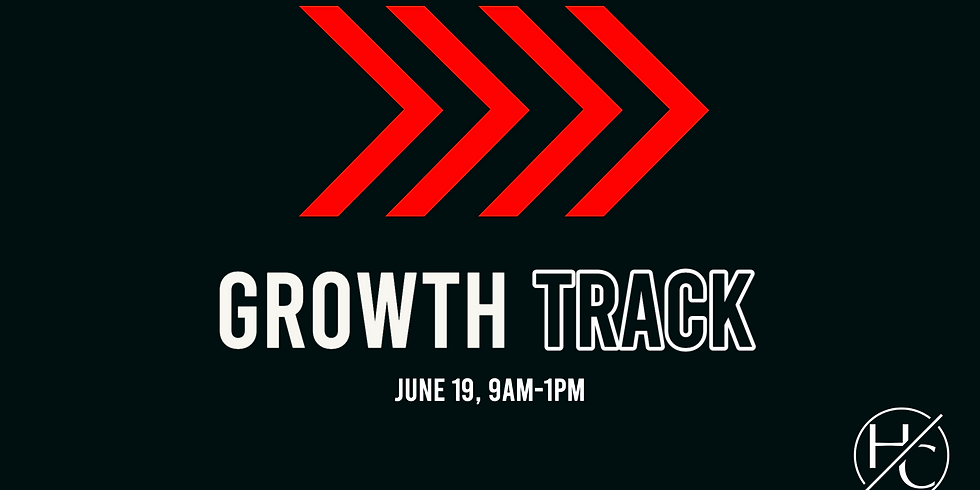 Growth Track Intesive-June 19, 2021
