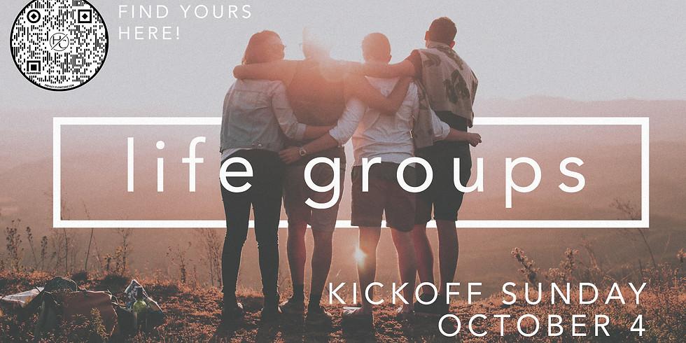 Life Group Fall Kickoff