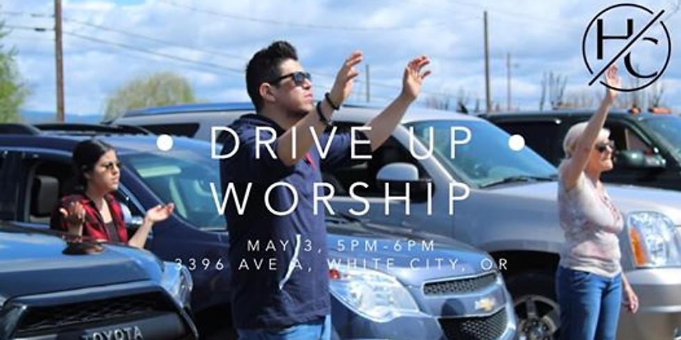 Drive UP Worship