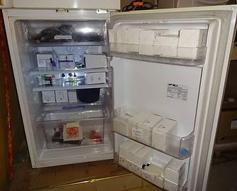 Blood storage