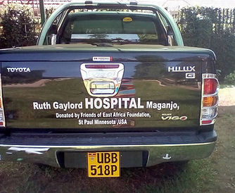 Truck for Mobile Health Clinic FOEA Foundation