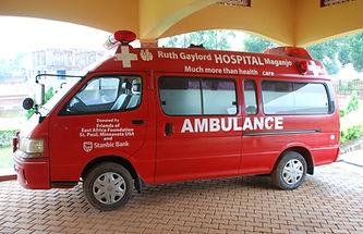 Ambulance for RGHM