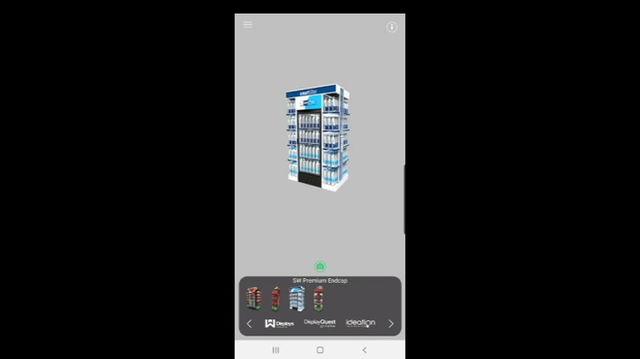Augmented Reality (AR App)
