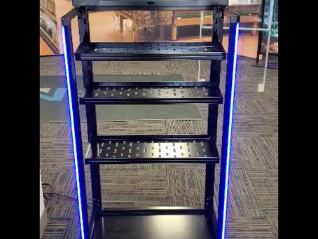 WireWorx Displays Inventory Management Merchandiser