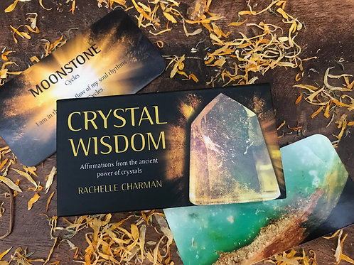 Crystal Wisdom Cards