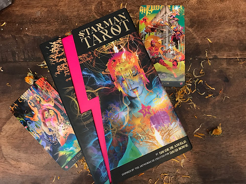 Starman Tarot Deck
