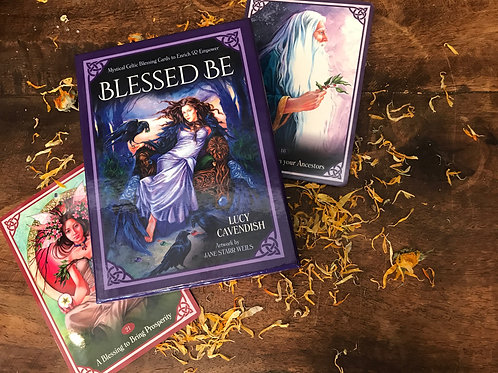 Blessed Be Blessing Cards
