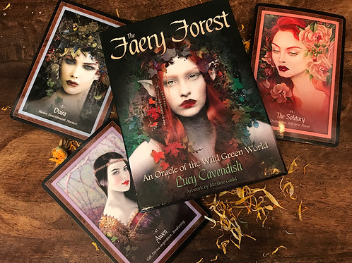 The Faery Forest Oracle Deck