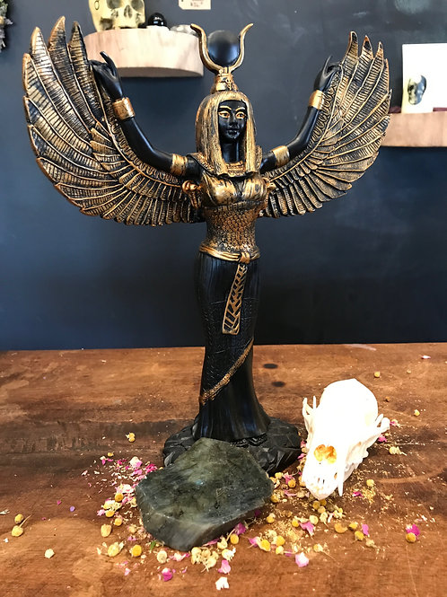 Bad Ass Isis Statue