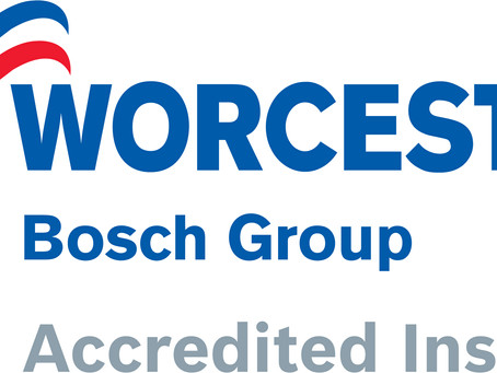 Scott James is now a Worcester Accredited Installer!