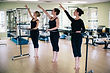 Core Ballet Barre Workshop