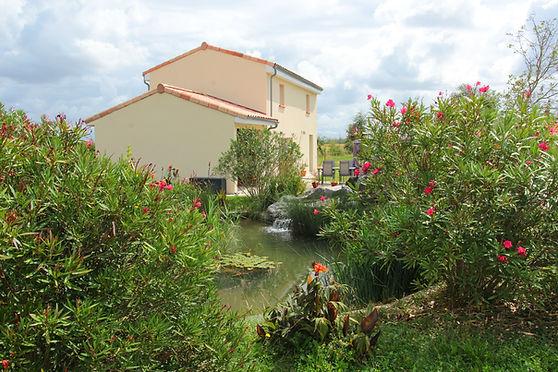 L'Atelier de la Cascadeta, gîte entre Toulouse et les Pyrénées