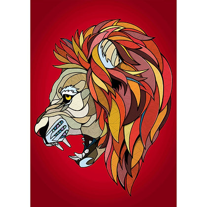 roaring leader (Poster)