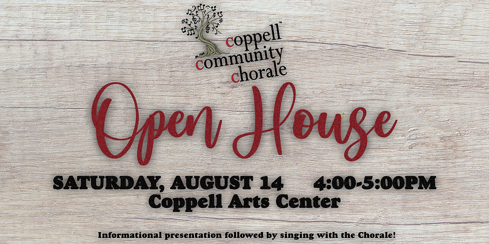 CCC Open House