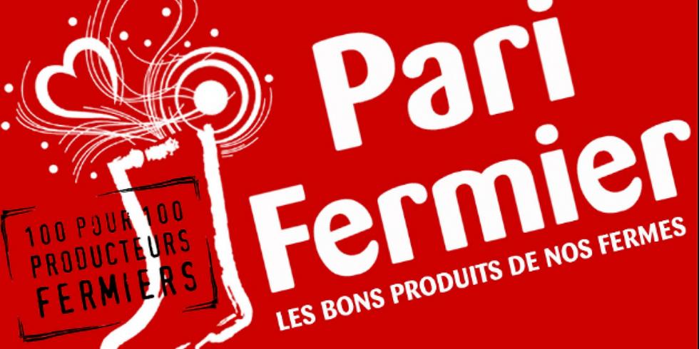 19ème MARCHÉ PARI FERMIER RUE SAINT CHARLES