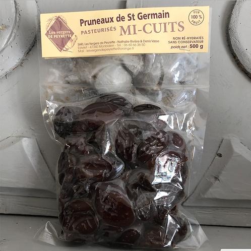 Pruneaux mi-cuits 33/44 -Sachet 500g
