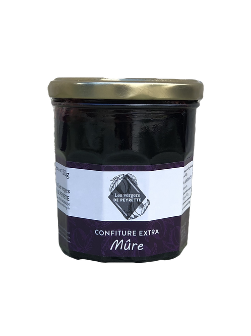 Confiture extra Mûre