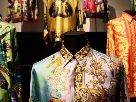 Gianni Versace Retrospective - from Berlin to Borås!