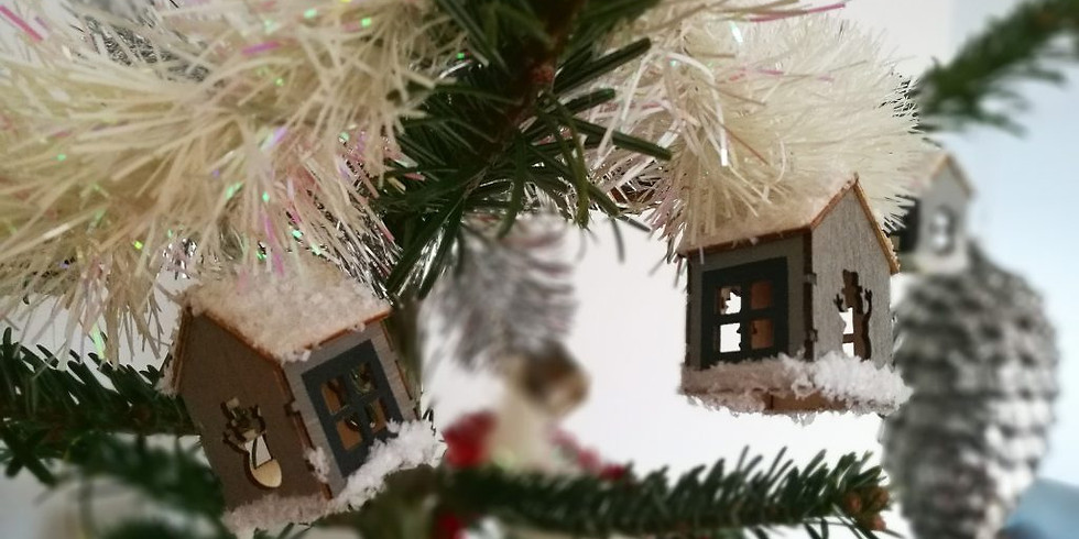 En dag på Tjörn med Julmarknad & Konst / A day at Tjörn with Christmas Fair and Art (1)