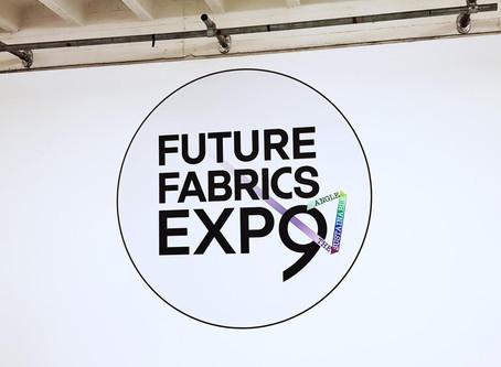 Spintex participates at the 9th Future Fabrics Expo