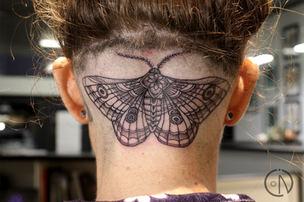 Moth for Theresa