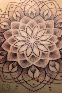 Detail Sarah mandala