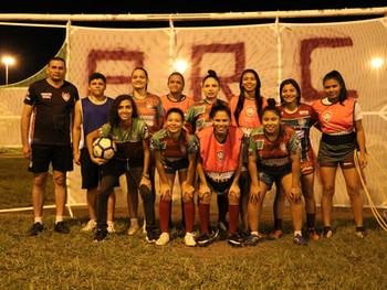 Futebol feminino roraimense: dificuldades e perspectivas