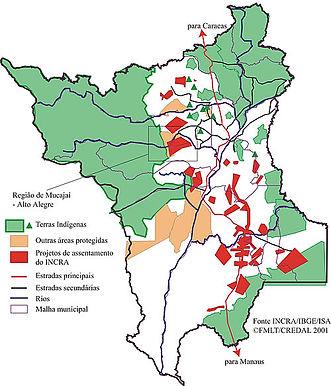 Governo atende grandes proprietários de terra com alteração de Lei