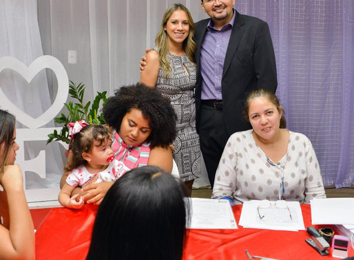 União estável PRIMEIRO CASAMENTO COLETIVO PARA SERVIDORES PÚBLICOS SERÁ REALIZADO EM RORAIMA