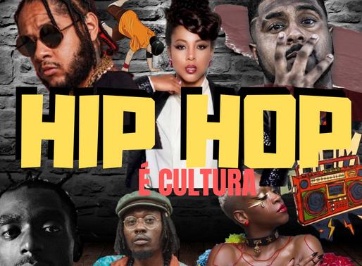 Dia Mundial do Hip Hop: Conheça mais sobre a expressão cultural das ruas