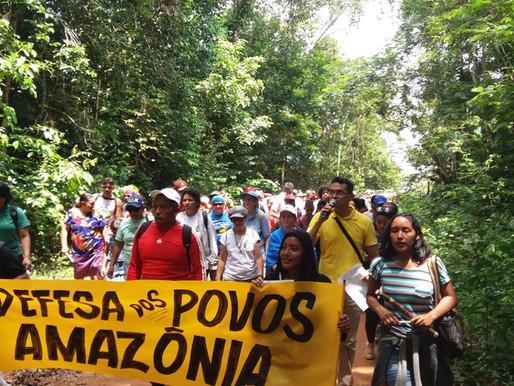 Roraimenses celebram 31 anos do Estado caminhando em defesa da Amazônia