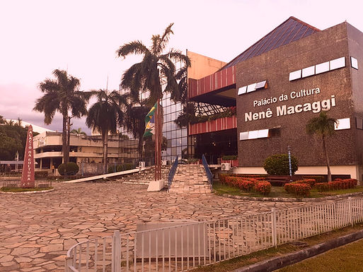 PALÁCIO DA CULTURA NENÊ MACAGGI: PATRIMÔNIO AINDA INEXPLORADO PELOS RORAIMENSES