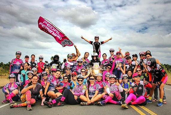 Pedal Feminino Roraima: conheça grupo que incentiva a participação de mulheres no ciclismo