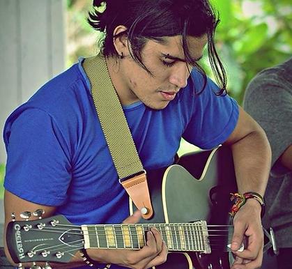 Ishrahell Perera: artista Venezuelano em Terras de Macunaíma