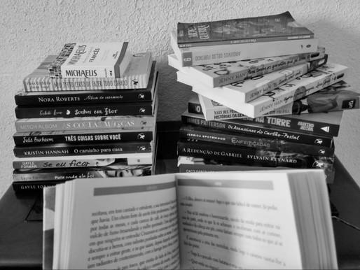 Índice de leitura no Brasil ainda é baixo