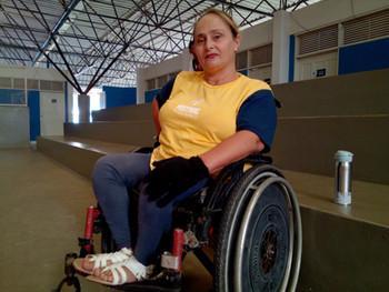 Centro de Referência Paralímpico é implantado em Roraima