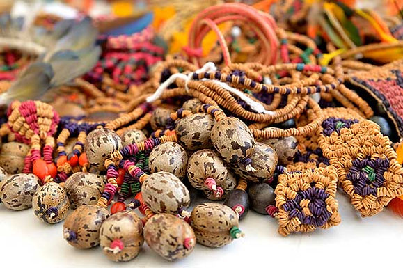 Indígenas de Roraima produzem artesanato sem políticas de incentivo