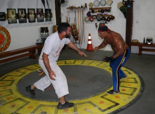 Grupo senzala: A tradicionalidade na capoeira roraimense
