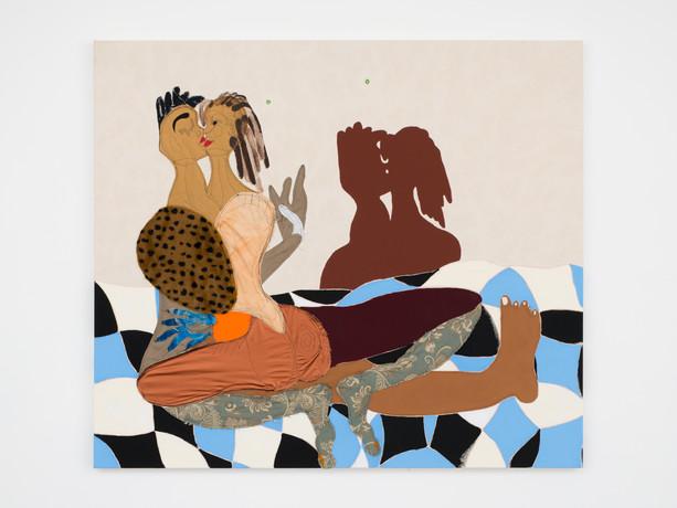 Tschabalala Self / Thierry Goldberg Gallery