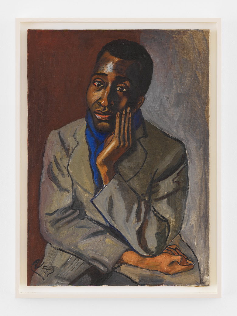 Alice Neel / David Zwirner Gallery