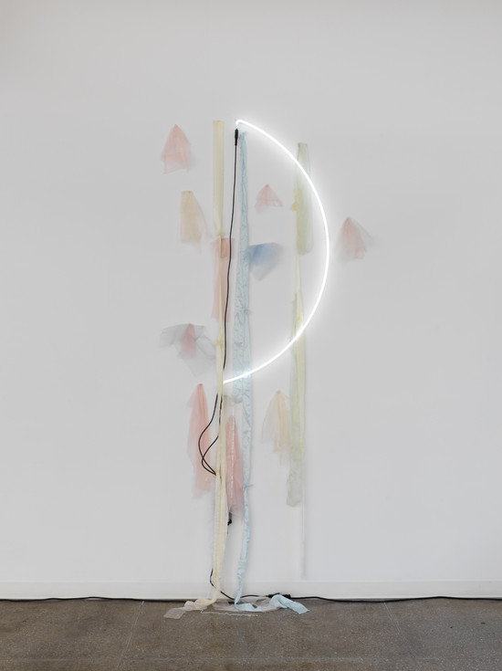 Keith Sonnier / Castelli Gallery