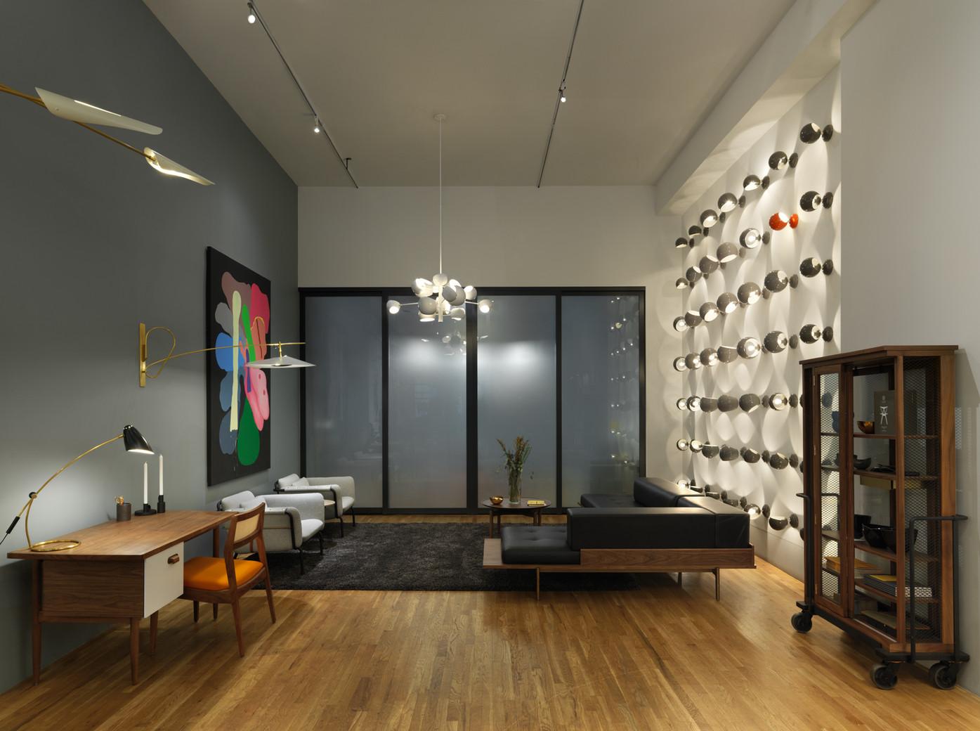 Stellar Works Tribeca Showroom