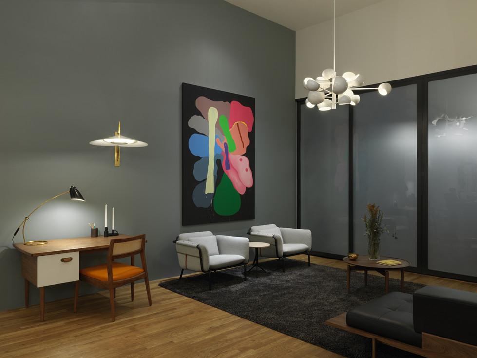 Stellar Works - Tribeca Showroom